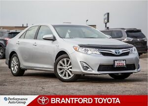 2014 Toyota Camry Hybrid XLE, One Owner, Trade In, Carpoof Clean