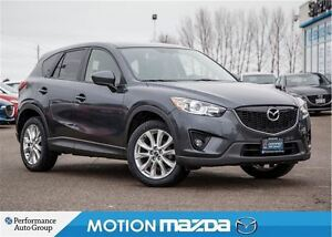 2014 Mazda CX-5 GT AWD Leather Sunroof