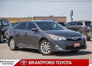 2014 Toyota Camry XLE, One Owner, Carproof Clean, Trade In