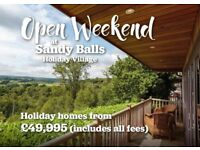 Holiday Home Open Day