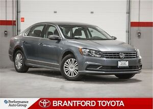 2016 Volkswagen Passat Trendline, Back Up Camera, Carproof Clean