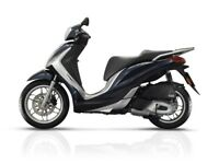 ****SPECIAL OFFER**** 2017 Pre-Reg Piaggio Medley 125 ABS Scooter