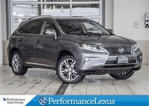 2013 Lexus RX 350 6A TOURING PACKAGE !!