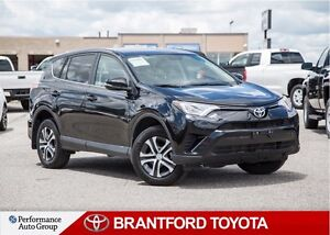 2016 Toyota RAV4 LE, AWD, Carproof Clean, Blue Tooth