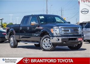 2014 Ford F-150 XTR Pkg, One Owner, Carproof Clean, Soft T-Cover