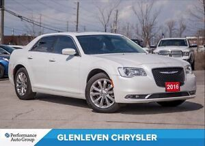 2016 Chrysler 300 Limited   AWD   PANO ROOF   LEATHER