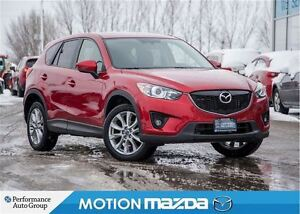 2014 Mazda CX-5 GT AWD Leather Roof
