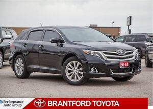 2014 Toyota Venza XLE, AWD, Trade In, Pano Roof, Leather, Navi