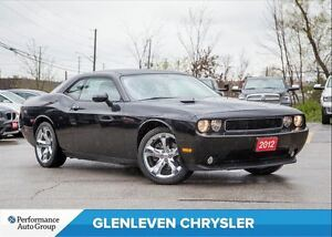 2012 Dodge Challenger SXT Plus | NAV | LEATHER | BLUETOOTH