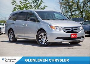 2012 Honda Odyssey EX-L w/RES | DVD | ROOF | LEATHER | PWR DOORS