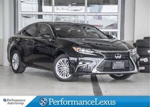 2017 Lexus ES 350 6A PROGRAMS APPLY !!ONE OWNER !!