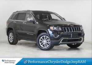 2014 Jeep Grand Cherokee Limited * Sunroof * Back Up Camera