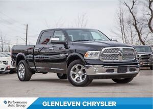 2016 Ram 1500 Laramie | NAV | ROOF | LEATHER | TRAILER TOW PKG