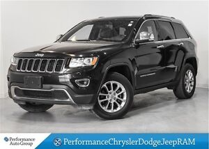 2014 Jeep Grand Cherokee Limited * Includes Balance of Extended
