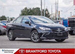 2017 Toyota Camry SE, Only 12875 Kms!, Carproof Clean, Alloy Whe