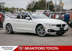 2015 BMW 428i xDrive, Hard Top Convertible, Sport Package