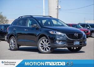2014 Mazda CX-9 GT AWD Leather Roof Navi