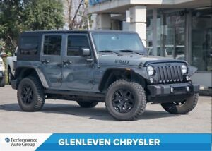 2015 Jeep WRANGLER UNLIMITED Just Arrived...Sport | WILLY'S EDIT