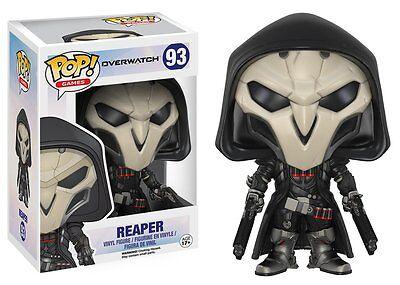 Funko Pop Game Overwatch Reaper Vinyl Action Figure Collectible Toy #97