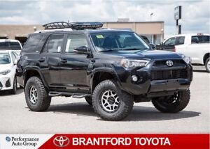 2017 Toyota 4Runner Custom 4Runner, DSI Lifted and Mudded 4Runne