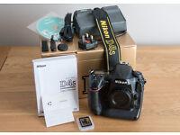 Nikon D4s Digital Camera, plus extra