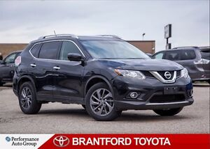 2016 Nissan Rogue SL, Leather, Sunroof, Navigation, C