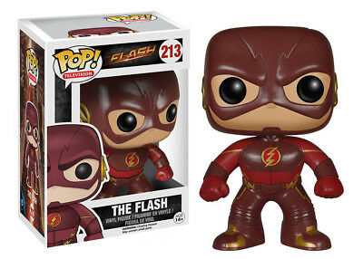 Funko Pop TV The Flash Licensed Vinyl Action Figure 5344 Collectible Toy, 3.75""