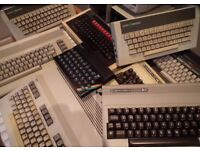 WANTED OLD COMPUTERS, GAME CONSOLES, CALCULATORS, ELECTRONIC GAMES, SOFTWARE & EQUIPMENT CASH PAID