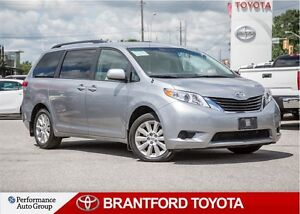 2013 Toyota Sienna AWD, LE, 7 Seater, Off Lease, Local Original