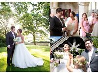 Wedding Photography & Videography, beautiful contemporary images & film telling a story of your day.