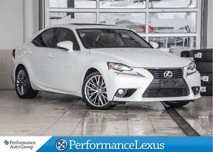 2014 Lexus IS 250 AWD 6A