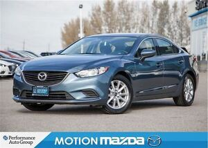 2014 Mazda MAZDA6 Heated Seats Bluetooth Cruise