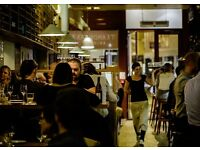 Floor Team Members in Shoreditch needed | Authentic Spanish Cuisine | Immediate Start