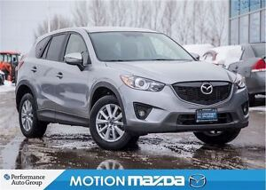 2015 Mazda CX-5 GS AWD Roof Heated Seats