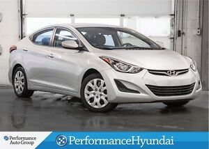 2014 Hyundai Elantra GL at
