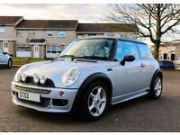 For Sale 1.6 Mini Cooper 2004 Plate