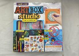 Made by Me Art box Studio
