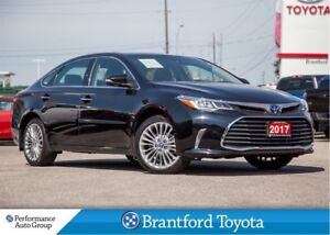 2017 Toyota Avalon Limited, Only 16581 Km's, Local Trade in