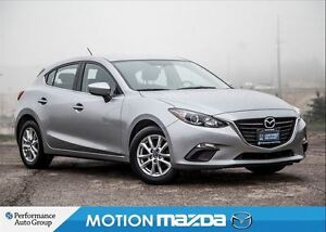 2014 Mazda MAZDA3 SPORT GS Heated Seats Auto Headlights