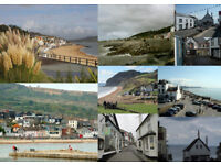 Home swap lyme Regis looking for Ayr or Prestwick (Housing association).