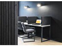 Private Desk Space In A Shared Workspace In Wembley - HA0