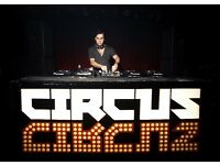 WAREHOUSE PROJECT~YOUSEF PRESENTS CIRCUS~100% TRUSTED SELLER