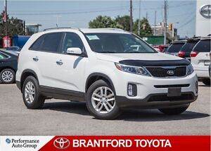 2014 Kia Sorento LX, FWD, One Owner, Trade In, Carproof Clean