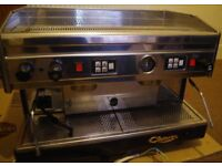 Commercial coffee machine - Astoria two outlet with hot water outlet also....
