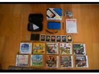 Nintendo 3DSXL Blue Boxed