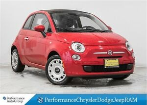 2016 Fiat 500C Pop * Convertible * Dealer Demo Special
