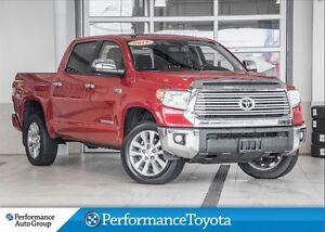 2015 Toyota Tundra 4x4 CrewMax Ltd 5.7 6A