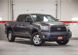 2013 Toyota Tundra One Owner, Local Truck, 4x4, Crewmax SR5 5.7