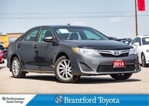 2014 Toyota Camry LE, Sunroof, Upgrade Pkg, Alloy Wheels