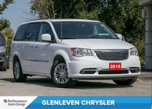 2016 Chrysler Town & Country Touring-L | DVD | SUNROOF | NAV  BU